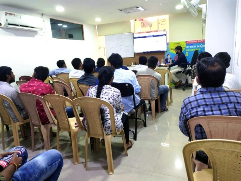 stock Market training in hyderabad,telugu,online stock market training.